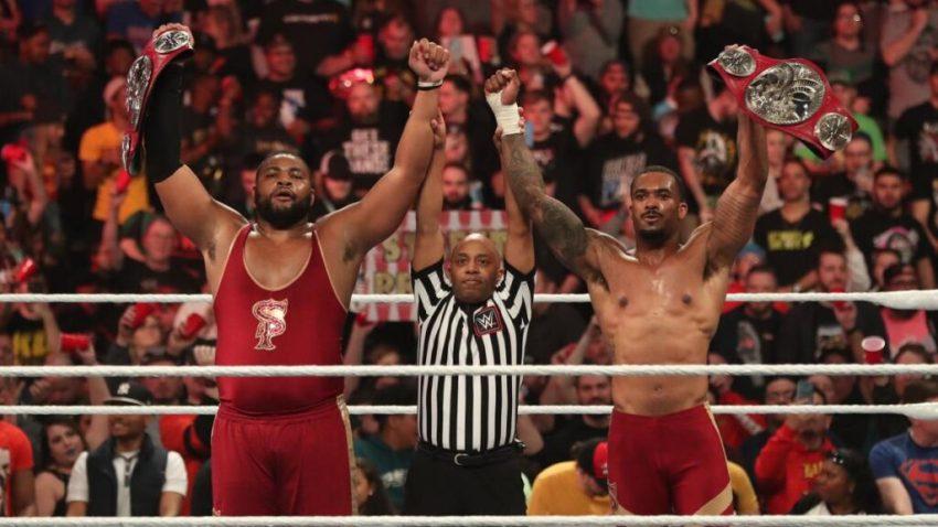 Elimination Chamber (2020) WWE Raw Tag Team Championship