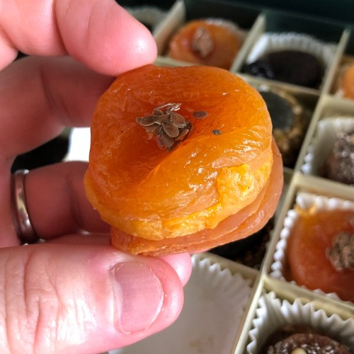 Apricot Flax Seeds Petite