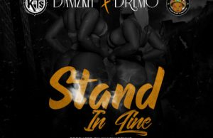 Music Damzkit Stand In Line ft. Dremo Mp3 Download