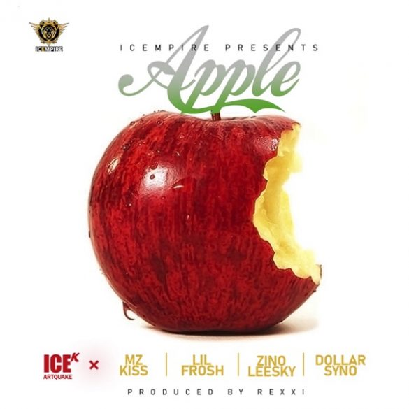 download Ice K – Apple ft. Mz Kiss, Lil Frosh, Zinoleesky & Dollarsyno