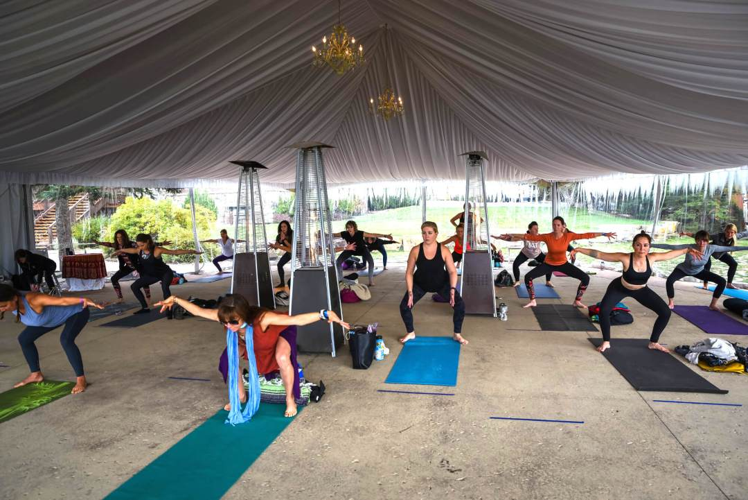 406 Yoga Conference Class in Montana