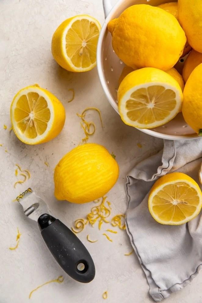 lemon zest 2