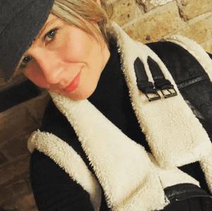 Joie Danay Faux Fur Vest