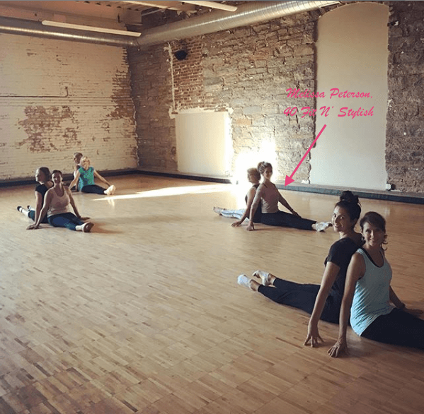 Ballet and Wine Class