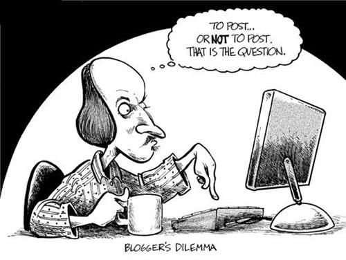 El Dilema del Blogger