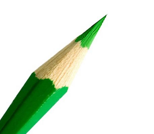 Lápiz Verde Puyú