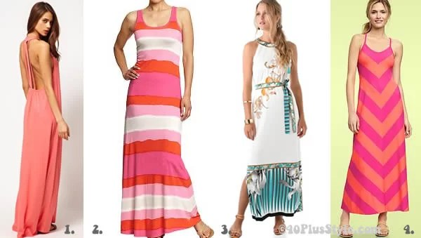 Summer dresses for women over 40 you can buy in stores ...
