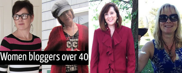 women bloggers over 40