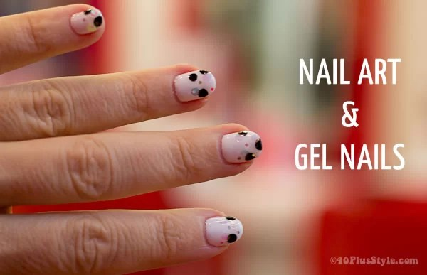 Post Image For Nail Art And Gel Nails Advanes Disadvanes