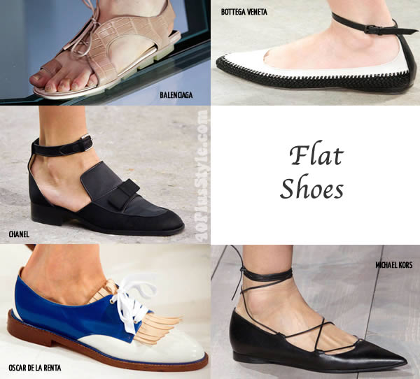 flatshoetrendspring2015