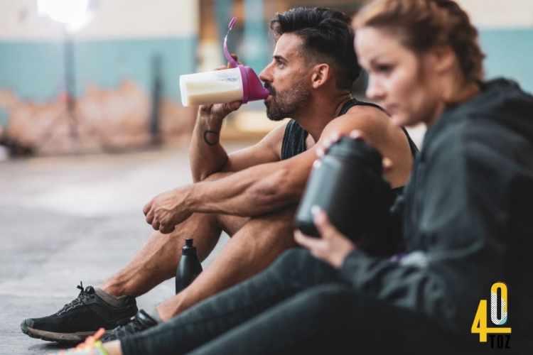 Proteindrinks ohne Zucker