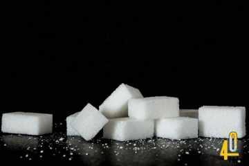 Tagesbedarf Zucker