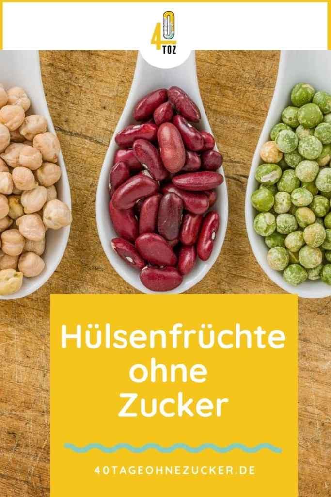 Hülsenfrüchte ohne Zucker im Supermarkt kaufen