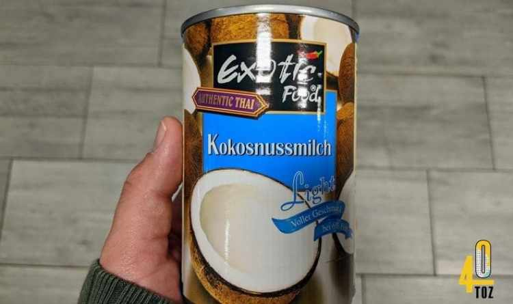 Kokosnussmilch Light von Exotica Food