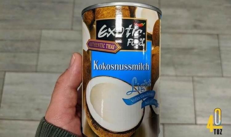 Kokosnussmilch Light von Exotica Food