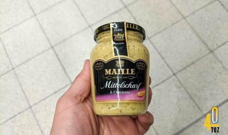 Senf mittelscharf von Maille