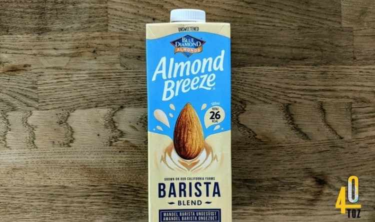 Barista Blend von Almond Breeze