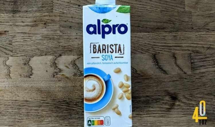 Barista Soya von alpro