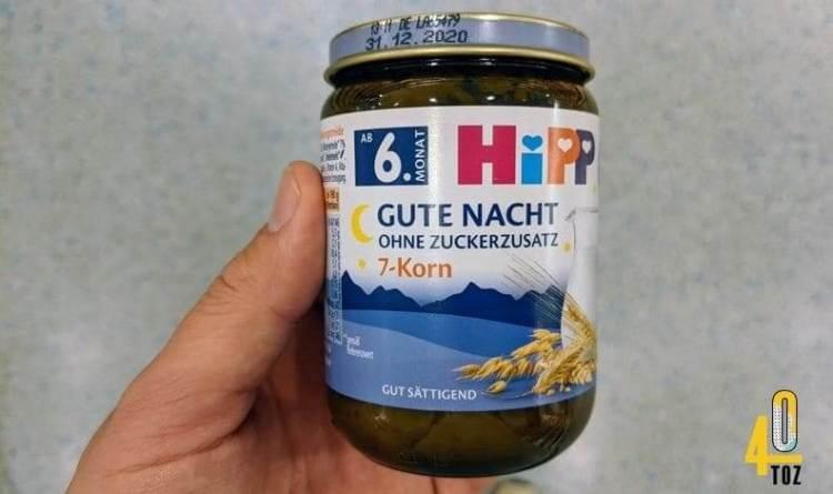 Gute Nacht ohne Zuckerzusatz 7-Korn von Hip