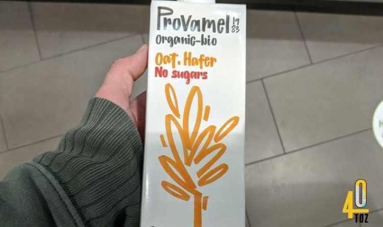 Hafer No Sugars von Provamel