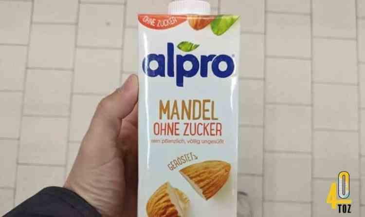 Mandel ohne Zucker von alpro