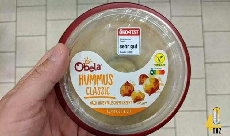 Hummus Classic von Obela