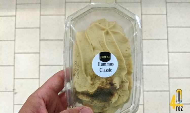 Hummus Classic von Perla
