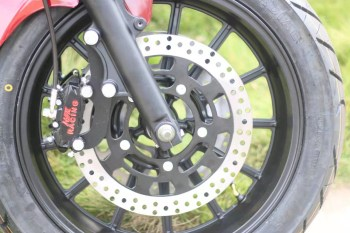 h63    Fatbike elscooter H6 - 2000W