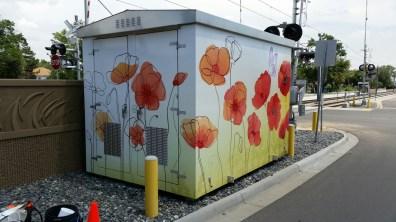 Pierce Street Box, Michelle Wolins