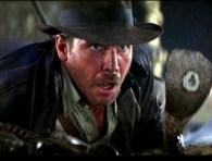 Indiana Jones and the cobra