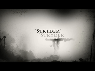'STRYDER' the movie