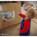 Thomas bed in box