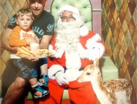Meeting Santa 2014