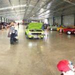 Car display at Phillip Island Grand Prix