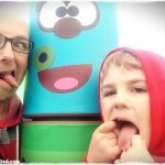Hey Duggee Totem funny faces