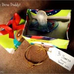 Dummy gift for Santa