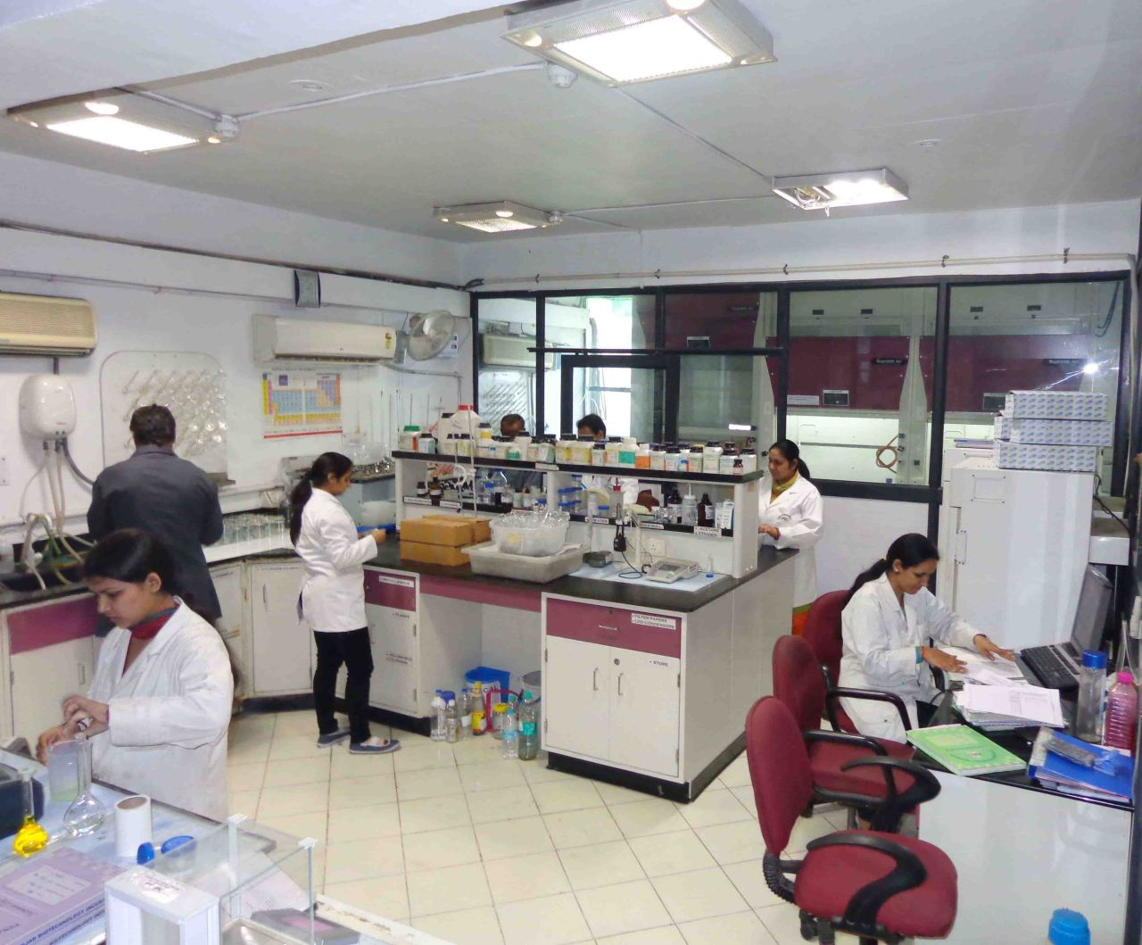 """Advancing with Bio-technology IncubatorDepartment of Biotechnology (DBT), Govt. of India (GOI) and Govt. of Punjab (GOP) in the year 2005, keeping in view the contribution of northern region in general and Punjab in particular in producing and meeting the food requirement of growing population of the country, sanctioned the setting up of """"Biotechnology Incubator in Punjab Biotechnology Park"""" with Quality Testing & Certification Facility as one of the services. Punjab Biotechnology Incubator (PBTI) has come up with its state-of-the- art Agri& Food Testing Laboratory, which is set up at SAS Nagar (Mohali), the hub of Biotechnology and Information Technology in Punjab. PBTI is a State Govt. Undertaking registered as a 'Society for Biotechnology Incubator' under the Society Registration Act 1961 and is professionally governed by Governing Council of the Society under the chairmanship of Chief Secretary. The day to day affairs are managed by Chief Executive Officer, supported by technical professionals of high calibre.The vision is to provide the most competitive state-of-the-art Quality Testing and R&D services to add value to user's products & processes and support their success in global market by providing technically valid and reliable test data with high degree of credibility. The laboratory aims to assist the industry and society at large so as to impart a change in the outlook of people to uncompromising quality consciousness.PBTI's strength has been its dedicated, scientific/technical staff of high calibre. PBTI is governed by the Governing Council headed by Chief Secretary to Govt. of Punjab and also comprising knowledgeable, experienced & eminent experts from academic institutions, industries and relevant State and Central Govt. Departments. The laboratory is equipped with sophisticated, high-end, and latest equipment to cover all agricultural and related.Punjab Biotechnology Incubator (PBTI) has the authority of the following:1-Quality Testing and Certificati"""