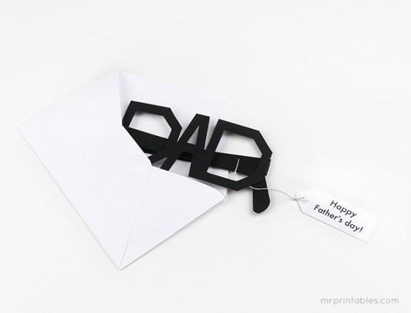 DADメガネ カード