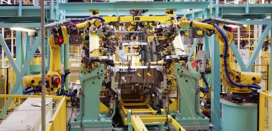 M2M manufacturing