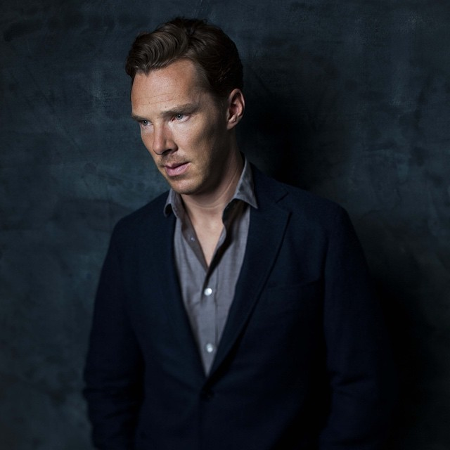 latimesphotos Photo by Jay L. Clendenin (@jaylclendenin)Benedict Cumberbatch is open, relaxed, even a little star-struck as he soaks in  the award season's charm.  Read more at latimes.com/envelope#benedictcumberbatch #actor #celebrity #award #movie #moviestar #portrait #theimitationgame