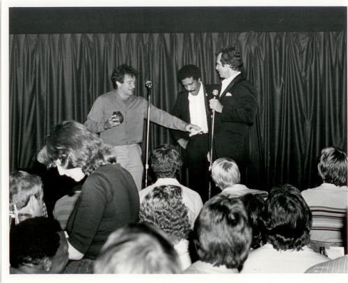 Robin Williams, Richard Pryor and Burt Reynolds