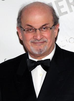 Salman Rushdie, the 1981 Booker winner for Midnight's Children
