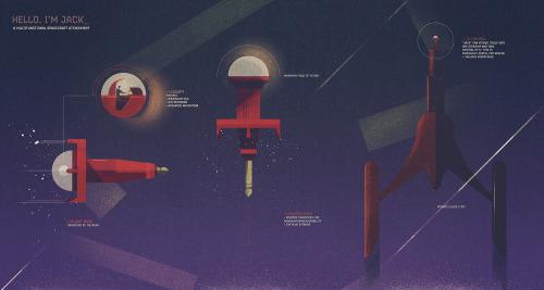 Creation 01: Starship by Dan Matutina