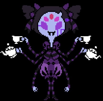 undertale original sprites used as base ref for edits toby fox