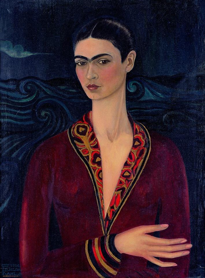 colin-vian:   FRIDA KAHLO 1926