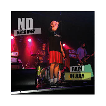 Band: Neck Deep I created the front cover for the band, Neck Deep. I used an image that I took. As there was a lot of colour in this photo, in order for the text to stand out I would need to put it behind a block colour but make it transparent so it doesn't stick out but blends in so that is what I did for the titles. The yellow and green go together as they were both pastel colours and being transparent allowed the green to show through more. The contrast of the image is sharp so everything stands out.  Band: Paramore Created the front cover for a CD cover. The image is of Paramore performing at the LG Arena, Birmingham. The font I used it the same font that the band used for their latest album. The design is quite simple. As the image itself consists of a lot of colour (stage lighting), I kept the font colour simple. Behind the letter 'M', I put the band logo behind as it represents the 3 members. The same logo is also in the right hand corner. The dimensions of the front cover is 12cm by 12cm.