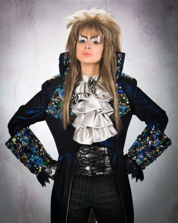 Submission Weekend!Jareth, the Goblin King from LabyrinthCosplayer/Submitter: Ebony Amber