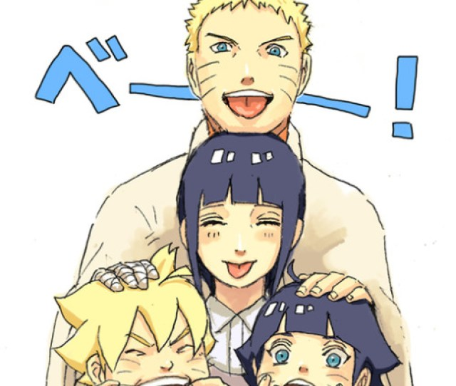 Anime Manga Naruto Naruto Shippuden Naruto Uzumaki Fan Art Uzumaki Family Naruhina Hinata Hyuga Naruto Couples Himawari Uzumaki Boruto Uzumaki Naruto Gaiden