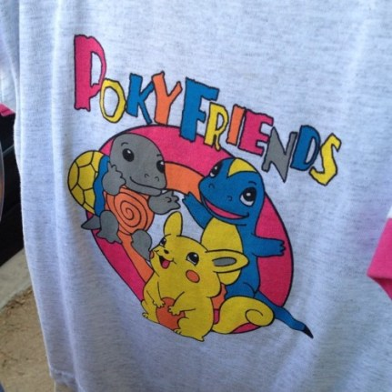 pokemon submission shirt clothing bootleg knockoff I WOULD HAVE ...