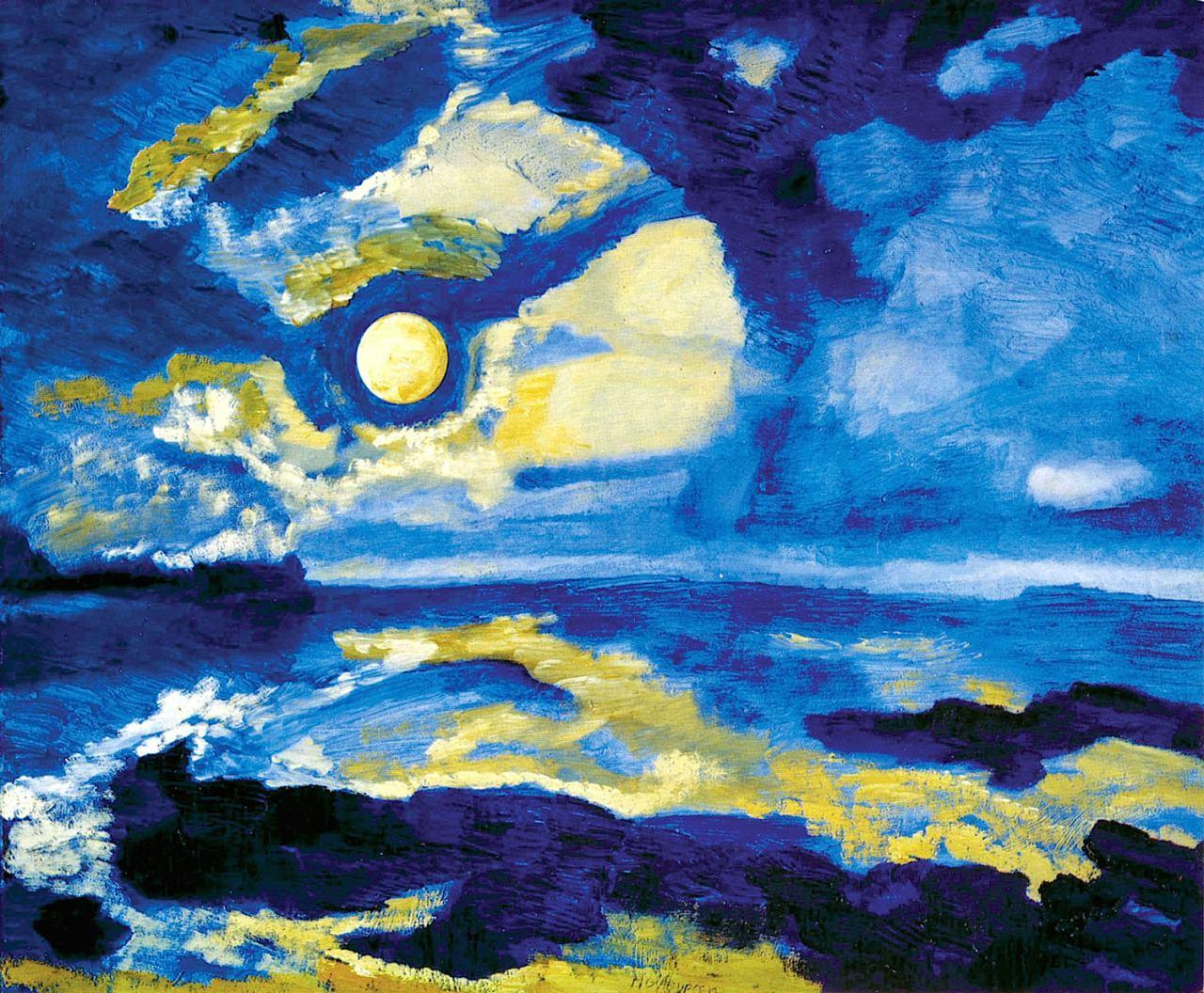 ALBERT HOUTHUESENSeptember Moon